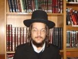 Rabi Jicchak Seifert - portrét